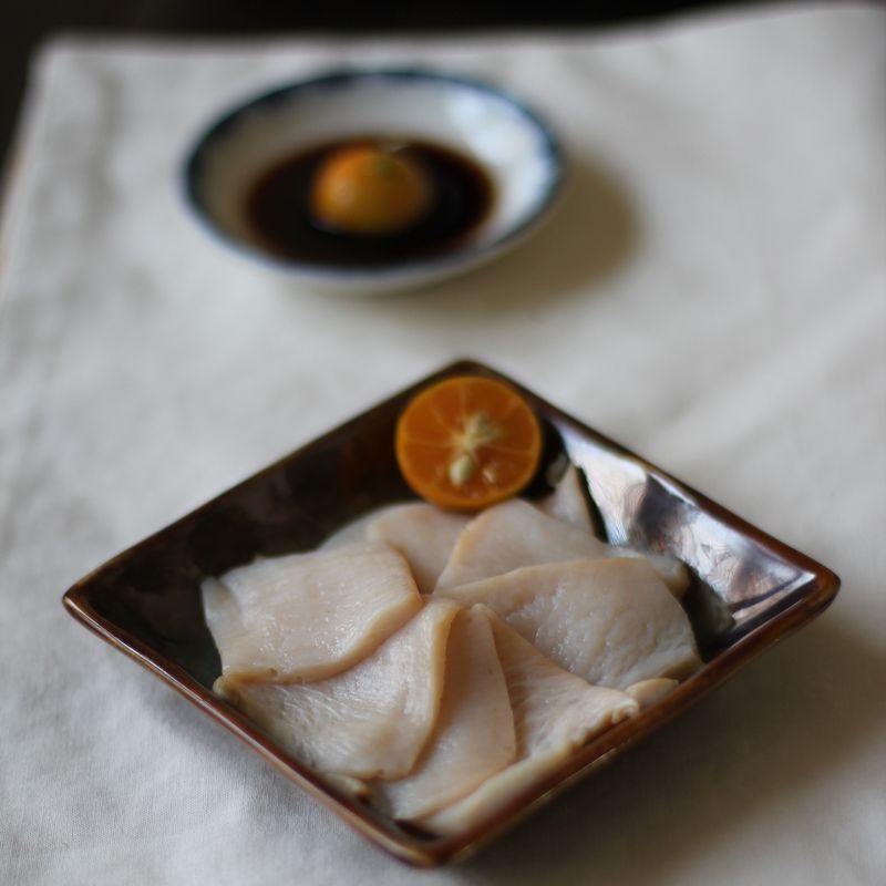 Abalone Kinilaw