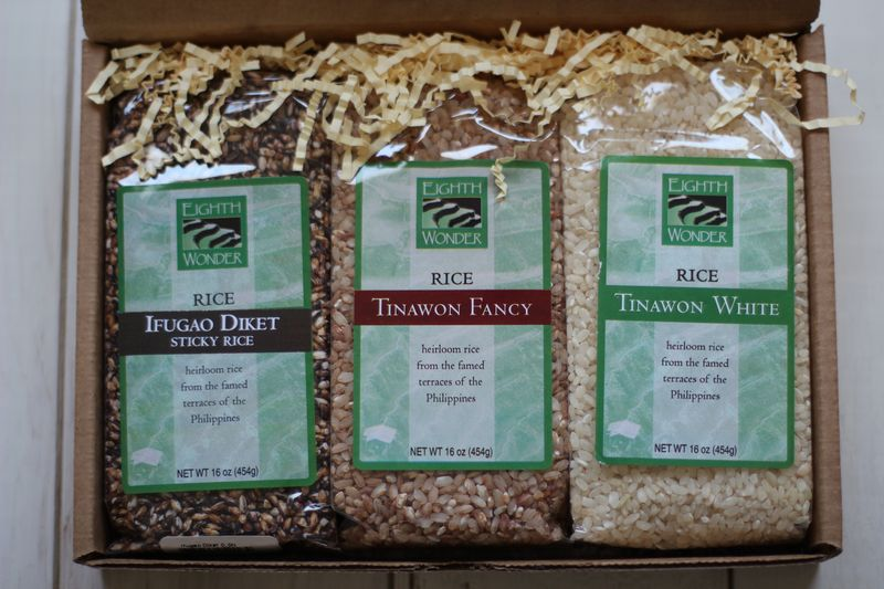 Philippine Heirloom Rice