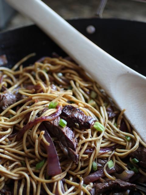 Burnt-lumpia-filipino-food-bistek-pancit-wok-kawali